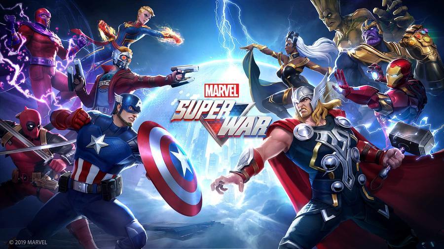 MARVEL Super War พร้อมเปิด CBT2 วันที่ 21