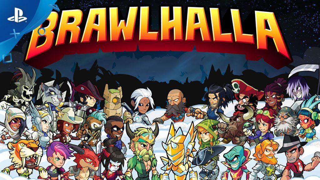 Brawlhalla กำลังจะมาบุกตลาดมือถือแล้วภายในปี 2020
