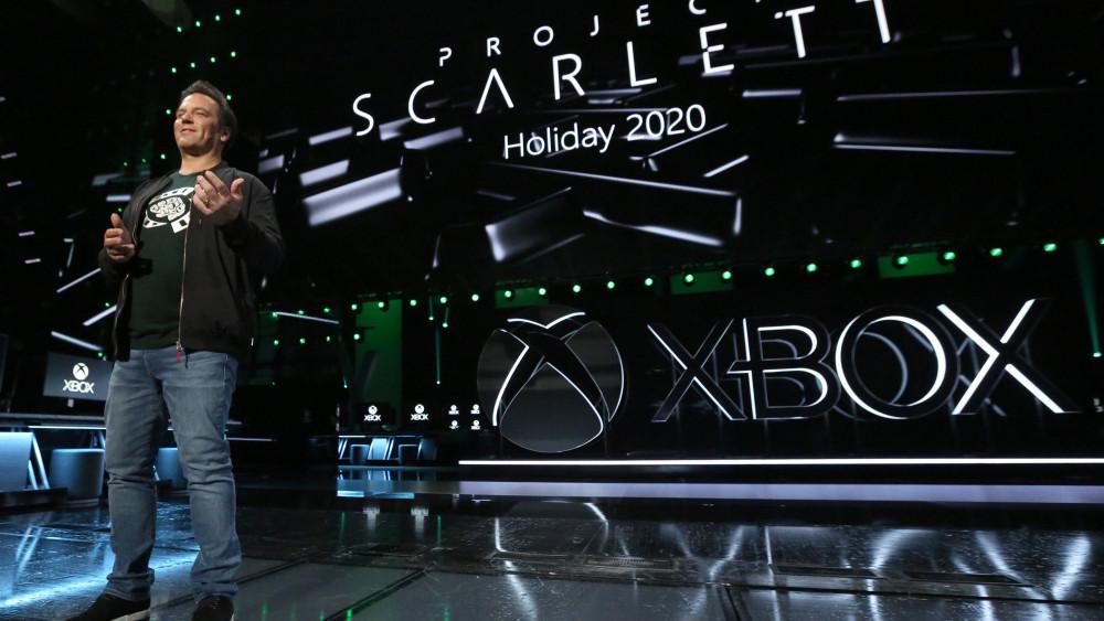 phil spencer เผยโปรเจ็กต์ Scarlett ทาง จะวางจำหน่ายปลายปี 2020