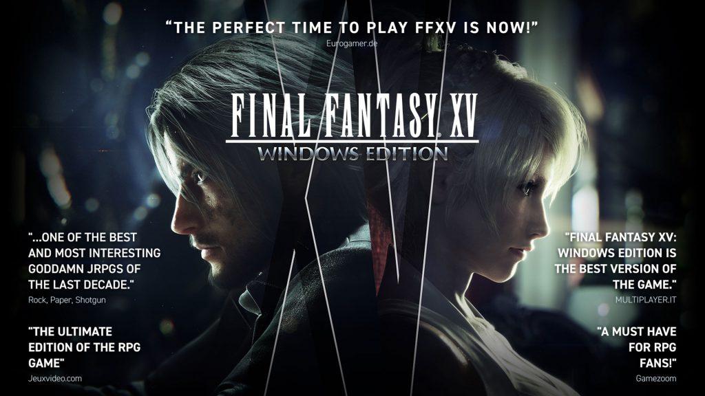 Final Fantasy 15 ทำสถิติยอดขายใหม่ล่าสุดถล่มทลาย