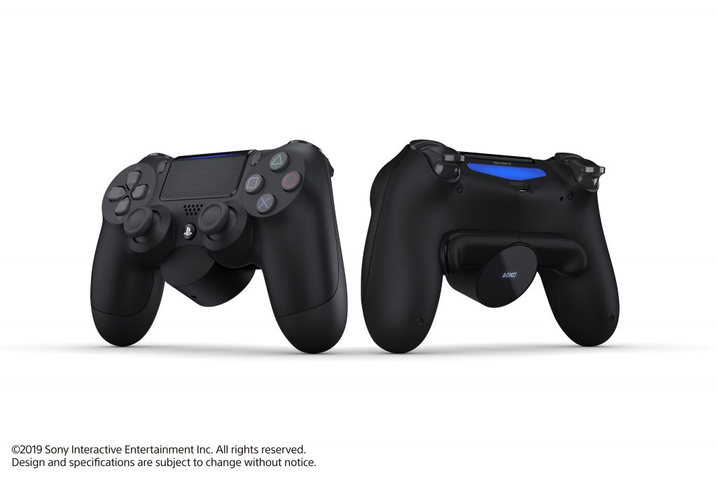 DualShock 4 Back Button อุปกรณ์เสริมล่าสุดของ PS4