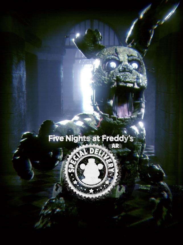 Five Nights at Freddy'sAR: Special Delivery เปิดให้สัมผัสกันแล้ว