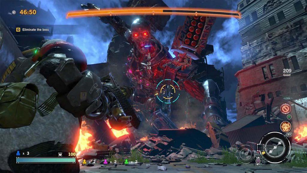 Contra: Rogue Corps เกมตำนานกับการกลับมาอีกครั้ง