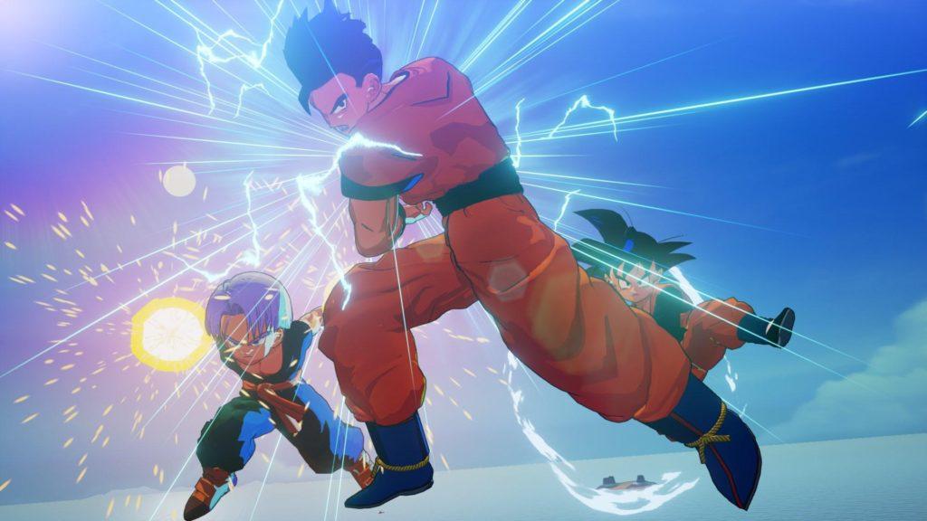 อีกครั้ง Dragon Ball Z: Kakarot ปล่อย Trainler ใหม่