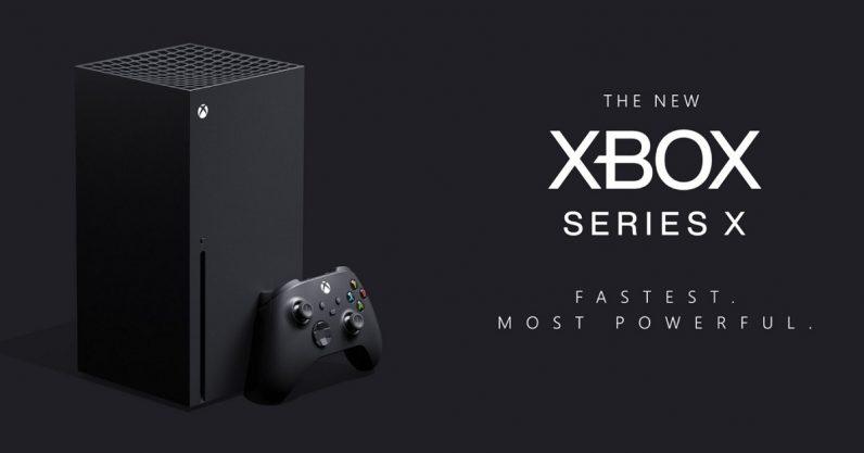 Xbox Series X ข้อมูลเครื่องเกมคู่แข่งของ PS 5