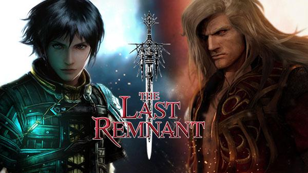 THE LAST REMNANT Remastered วางจำหน่ายบนมือถือแล้ว