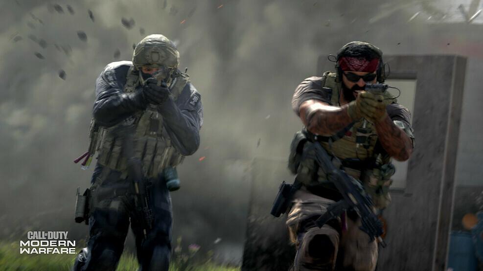 Call of Duty: Modern Warfare  ฟันเงินไปแล้ว 1,000 ล้านเหรียญ ใน 50 วัน !!