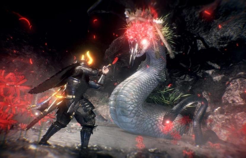 Nioh 2 ปล่อยของปล่อย Gameplay Trailer ตัวใหม่