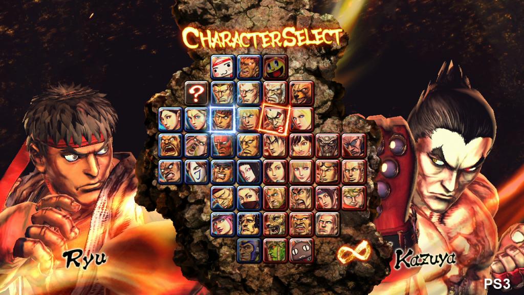 Tekken X Street Fighter อีกผลงานนึงซึ่งแฟนเกมยังคอยอยู่เสมอ