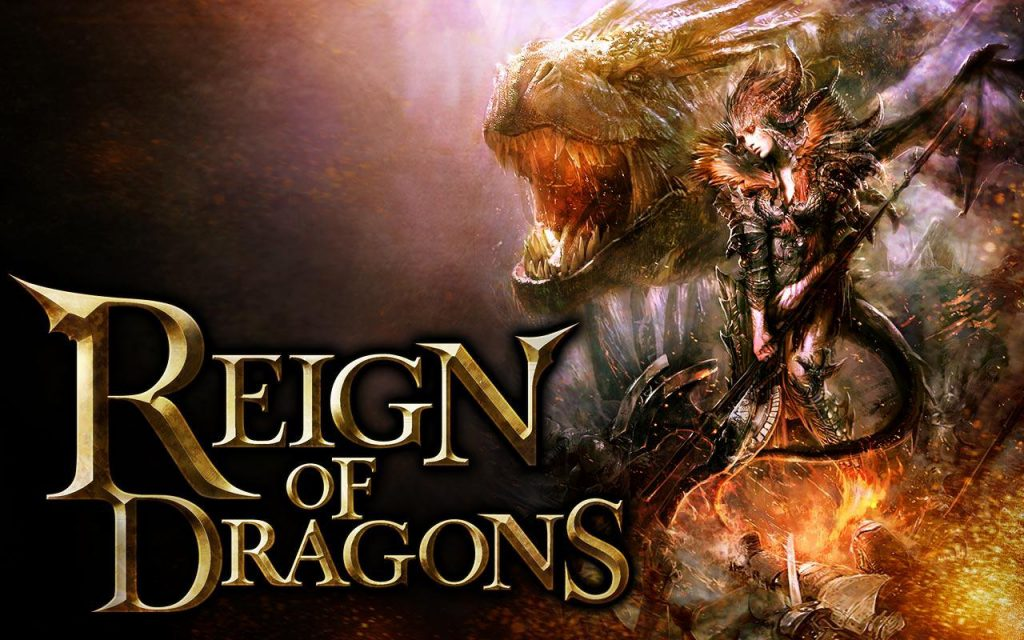 Reign of Dragon ผู้กล้าผนึกมังกร ใกล้พร้อมลงทะเบียนล่วงหน้าแล้ว