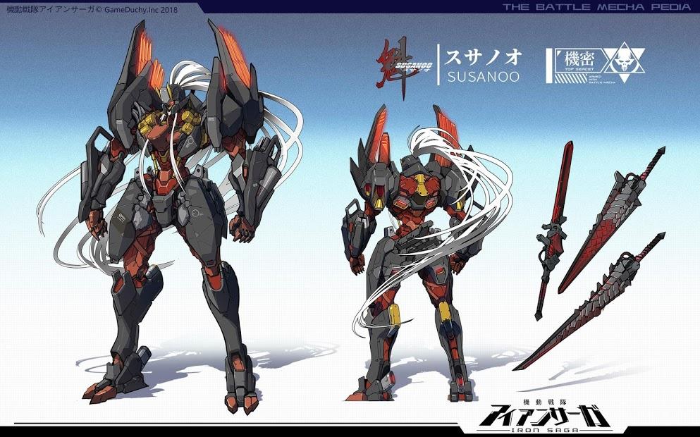 Iron Saga – Mecha Battle มาให้เล่นกันแล้วในภาคภาษาอังกฤษ