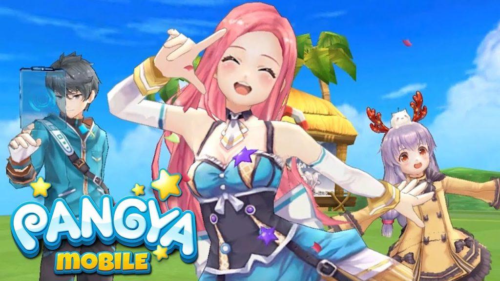 PANGYA Mobile ปิดฉากแน่นอนกับเกมกอล์ฟชื่อดัง