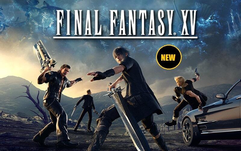 Final Fantasy XV เตรียมลงให้เล่นในระบบมือถือแล้ว