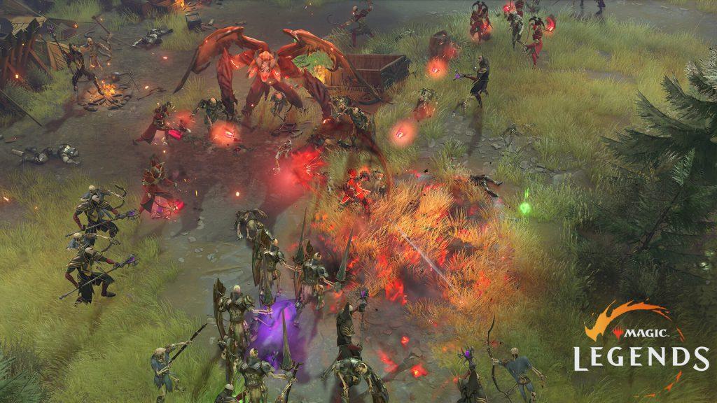 Magic: Legends ประกาศจะเปิดให้เล่นได้จริงหลังจากที่จบ Beta Test แล้ว
