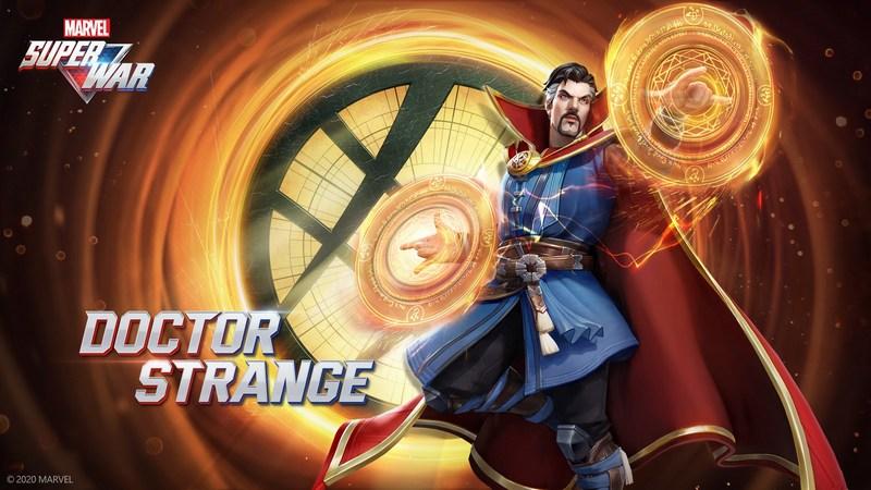 MARVEL Super War. มาพร้อม Dr. Strange Season 1