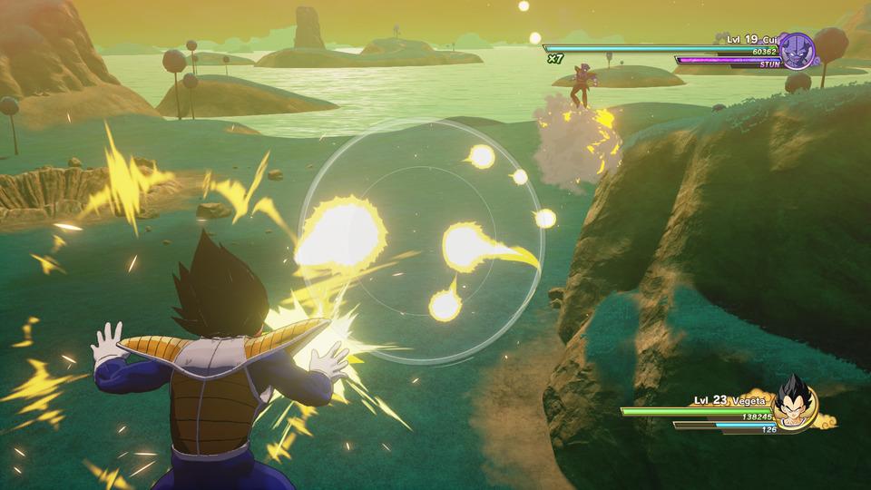 ค่ายเกม Bandai Namco ออกมาเผยเสปคเครื่องที่ใช้เล่น Dragon Ball Z: Kakarot