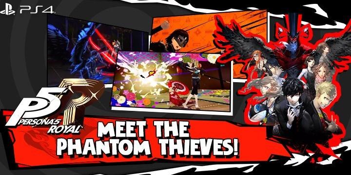 Persona 5 Royal ปล่อย Trailer ตัวใหม่ 'Meet the Phantom Thieves'