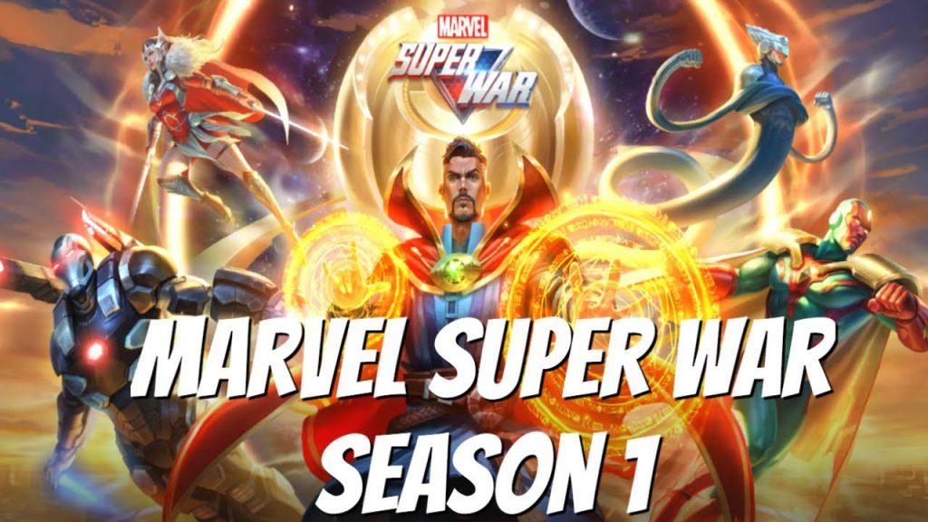 MARVEL Super War.