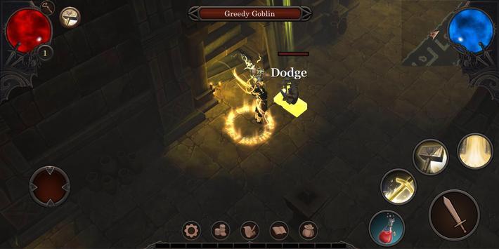 Vengeance เกม RPG แนว 2.5D  มาลงในเกมมือถือแล้ว