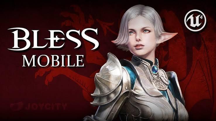Bless Mobile - เปิดเผยภาพ 2 ตัวละครหลักภายในเกม !!!