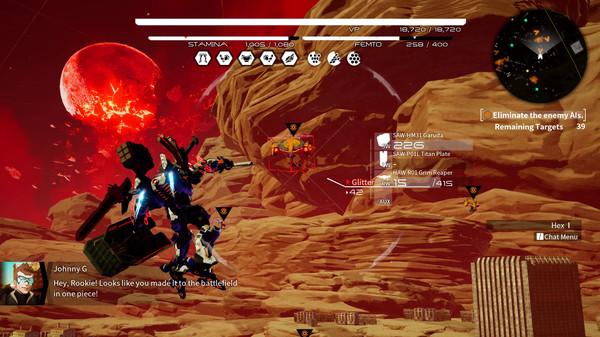 Daemon X MC เกมหุ่นยนต์จาก Switch กำลังจะลงเครื่อง PC ให้ได้เล่นแล้ว