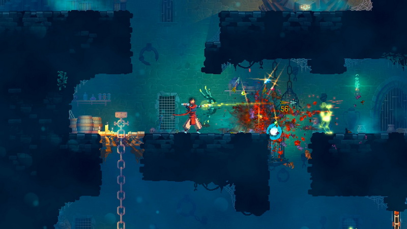 Dead Cells – The Bad Seed เกมอินดี้ 2D สุดมันส์