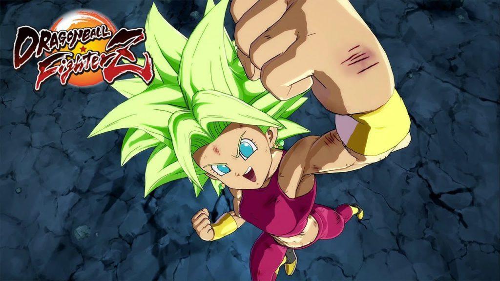 Dragon Ball FighterZ - ปล่อยตัวอย่าง Kefla ตัวละใหม่ล่าสุด!!!