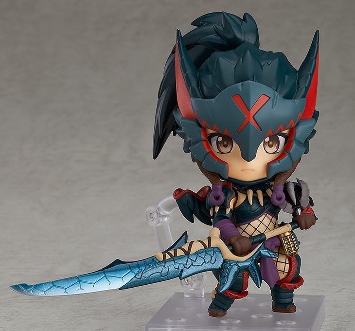 Nendoroid Female Hunter Narga α Ver.