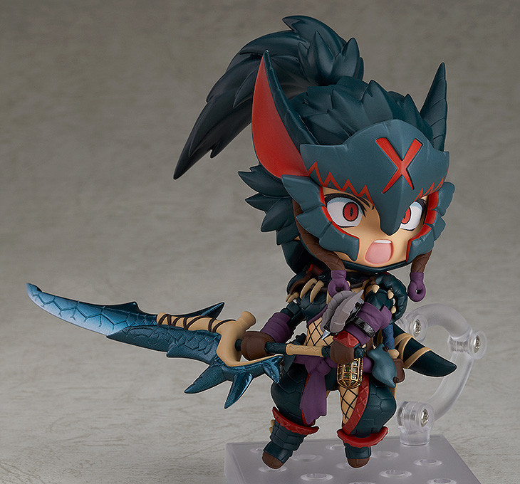 Nendoroid สุดน่ารักจาก Monster Hunter Iceborne