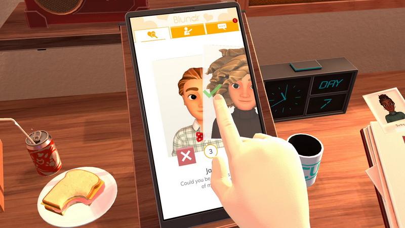 Table Manners: based-Physics Dating เกมจำลองหารออกเดท!!!