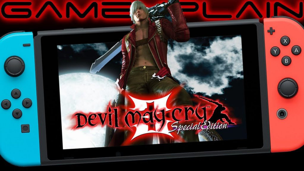 Devil May Cry 3 Special Edition มาพร้อมระบบใหม่!!