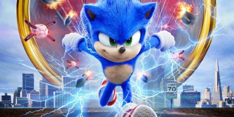 Sonic : The Hedgehog จากเกมชื่ดังกลายมาหนังแล้ว