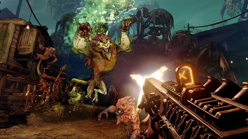 Borderlands 3 กำลังนำจะวางขายใน Steam เร็วๆนี้!!!