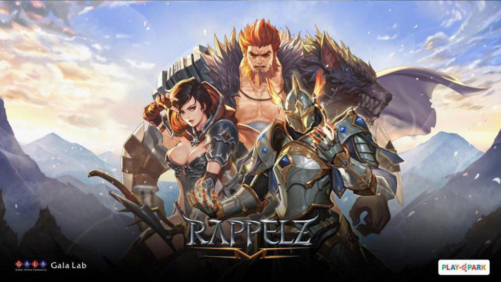 Rappelz M เกม MMORPG อีกตัวจากที่เปิดให้ลงทะเบีนล่วงหน้าแล้ว
