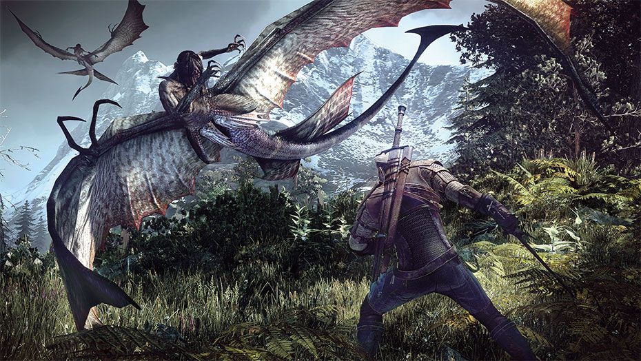 The Witcher 3 HD Reworked project สุดยอด MOD ที่ความติดตั้งไว้!!