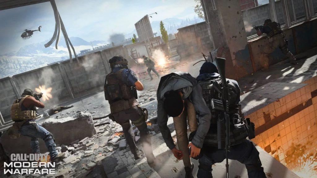 สุดยอด!!! Call of Duty: Warzone มีผู้เล่นกว่า 30 ล้านคนเข้าไปแล้ว!!!