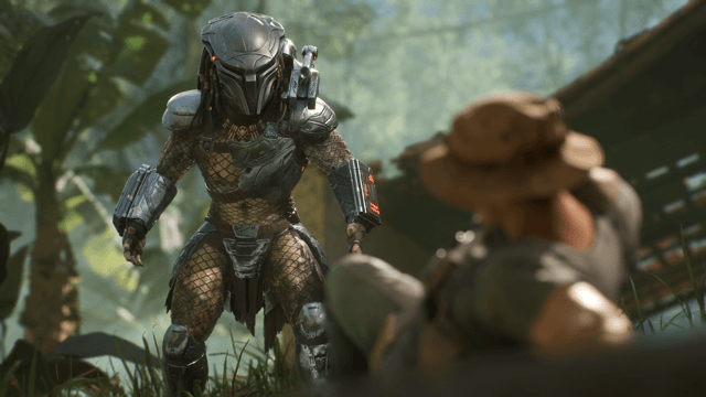 Predator: Hunting Grounds ออกมาปล่อยตัวอย่างผู้ล่าและผู้ถูกล่า !!!
