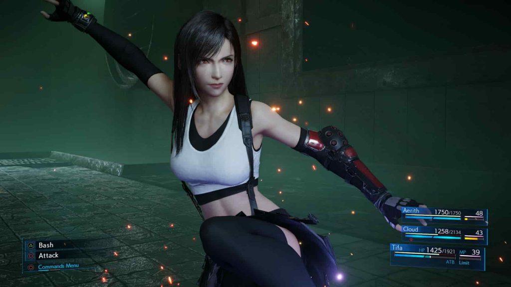 Final Fantasy VII ปล่อยตัว Demo ออกมาให้ได้เล่นกันแล้ว!!!
