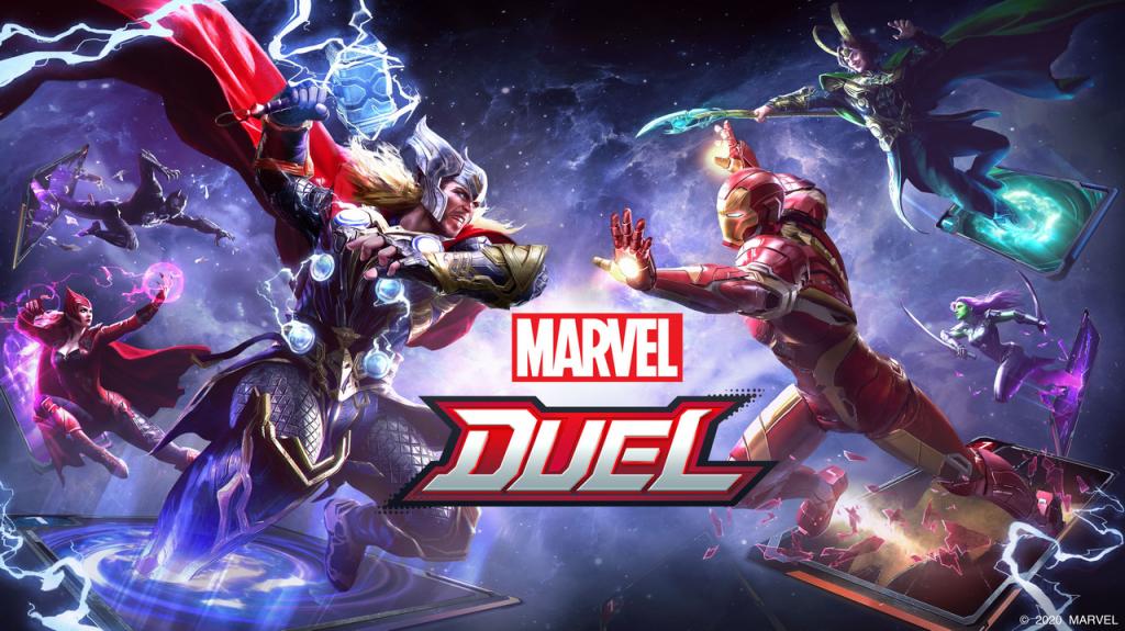 MARVEL Duel เกม card ตัวใหม่จากทาง MARVEL ปล่อย Teaser มาให้ได้ชมกัน