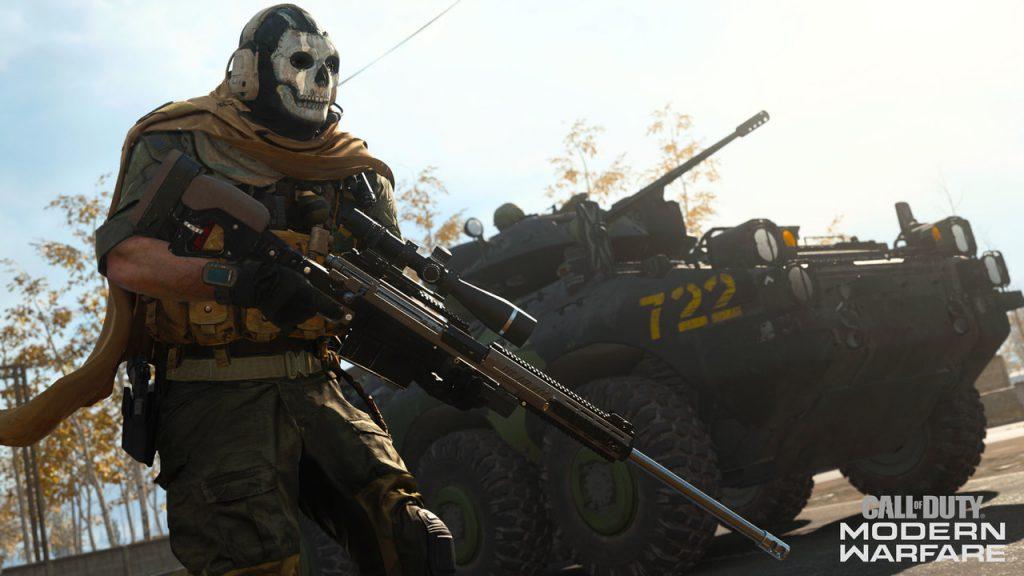Call of Duty: Modern Warfare - สดยอดเกมขายดีที่สุดของเดือน ก.พ. ที่ผ่านมา!!