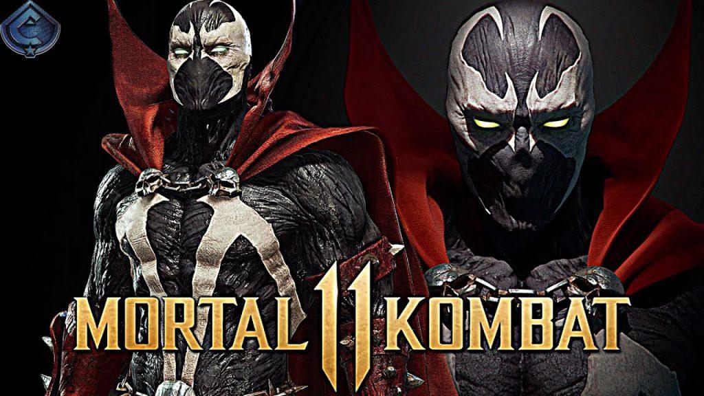 Spawn ตัวละครล่าสุดใน Mortal Kombat 11