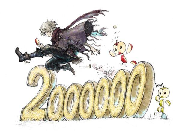 Octopath Traveler ยอดขายทะลุ 2 ล้านไปแล้ว!!!