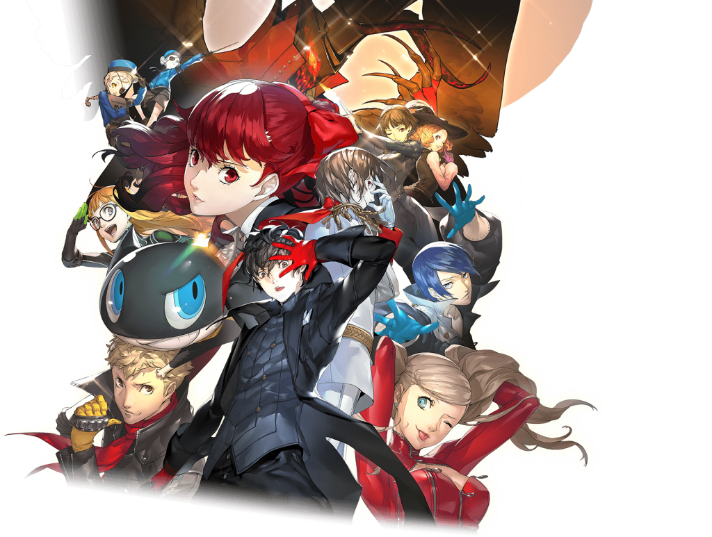 Change the World ตัวอย่างใหม่ล่าสุดของ Persona 5 Royal