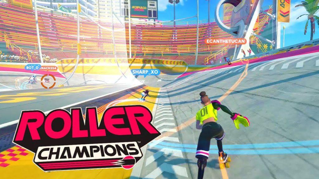 Roller Champions เกมกีฬาสาย extreme เปิดให้ลงทะเบียน ALPHA Test