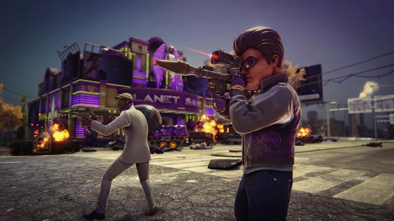 Saints Row: The Third Remastered ปล่อยตัวอย่างเกมตัวแรก!!!