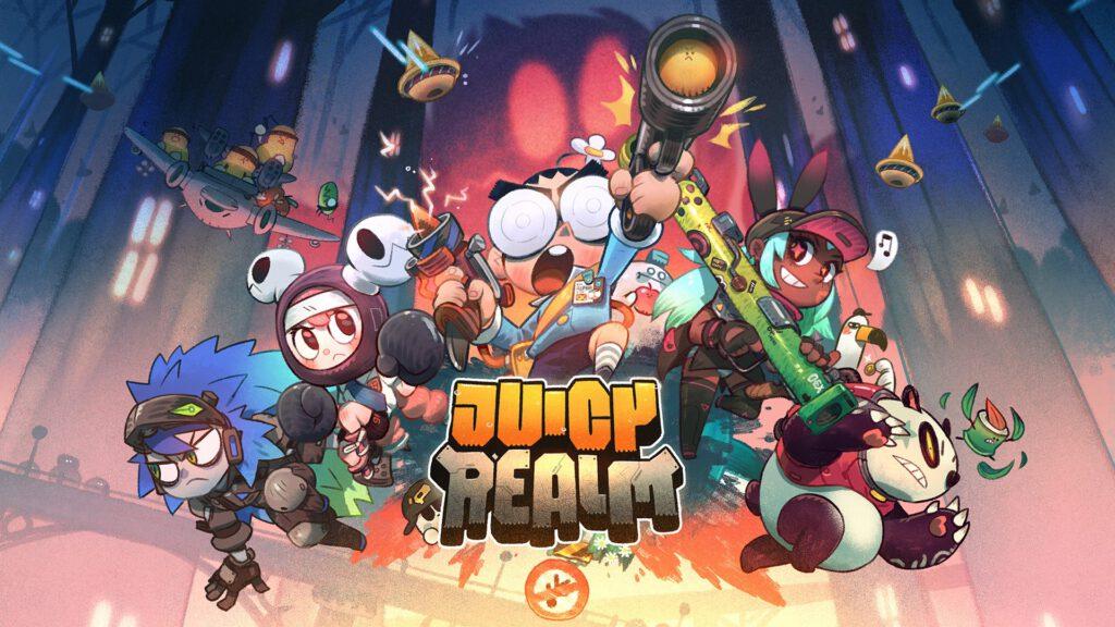 Juicy Realm เตรียมตัวลงมือถือเดือนหน้า!!
