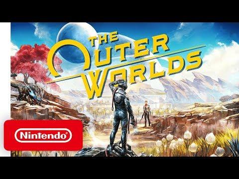 The Outer Worlds เตรียมตัวลงให้กับ Nintendo Switch