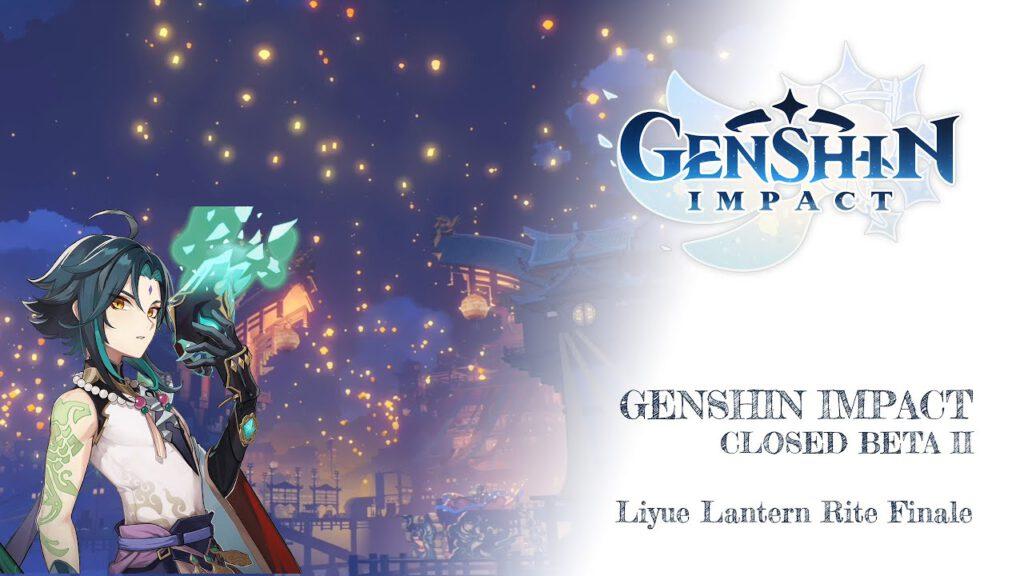 ตัวอย่างเทศกาล Lantern ในเกม Genshin Impact !!!