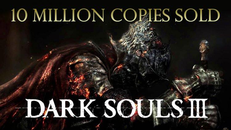 Dark Soul 3 ยอดขายทั่วโลกทะลุ 10 ล้าน COPY แล้ว