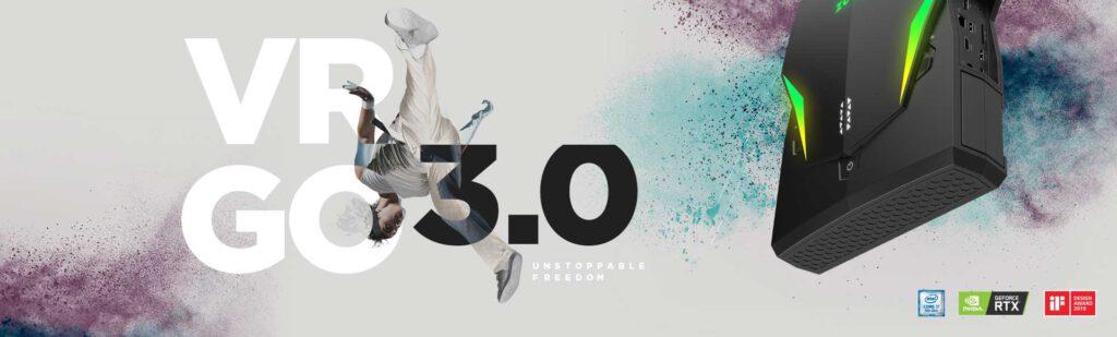 ZOTAC VR GO 3.0 เครื่องเล่น VR ตัวใหม่แรงกว่าเดิม
